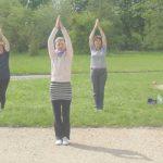 Practicantes de Zhineng Qi Gong