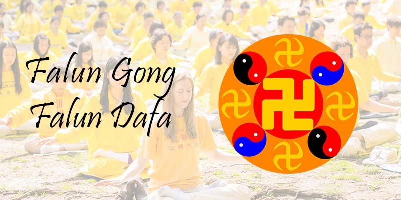 Falun gong Falun Dafa
