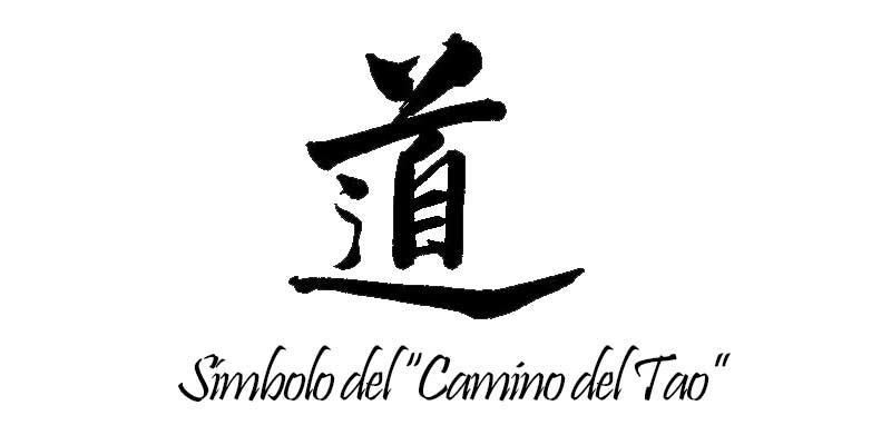 Símbolo o sinograma del Tao