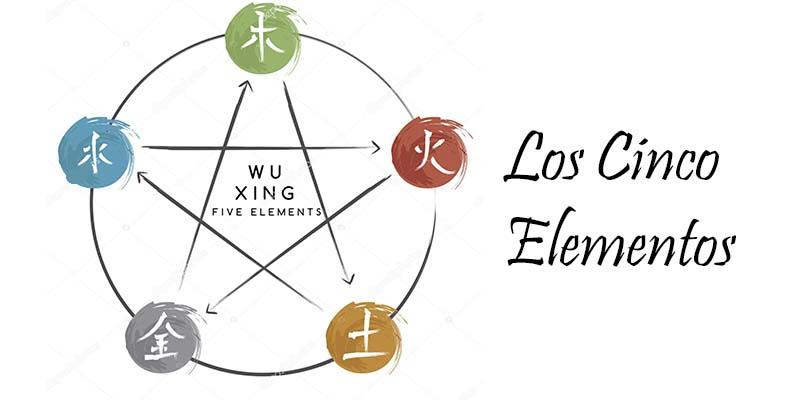 Los cinco elementos chinos